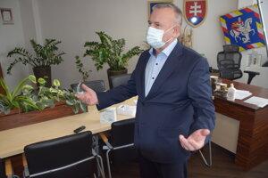 Ján Danko, primátor mesta Martin.