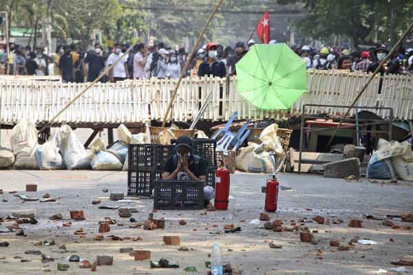 Sobota bola jedným z najkrvavejších dní od prevratu v Barme.