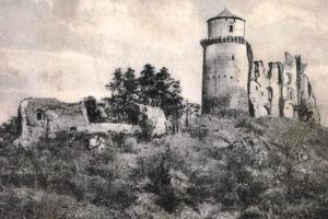 Kedysi ho volali Salančský zámok, dnes ho poznáme ako Slanský hrad.