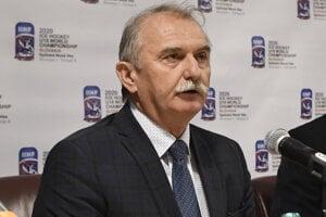 Primátor Spišskej Novej Vsi Pavol Bečarik.