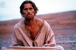 Willem Dafoe ako Ježiš v provokatívnom filme Posledné pokušenie Krista.