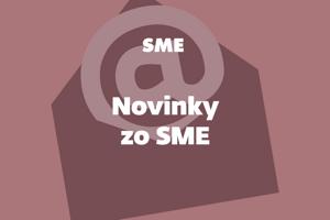 Novinky zo SME