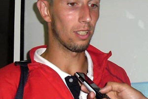 Martin Babic by sa mal vrátiť do tímu FC ViOn.