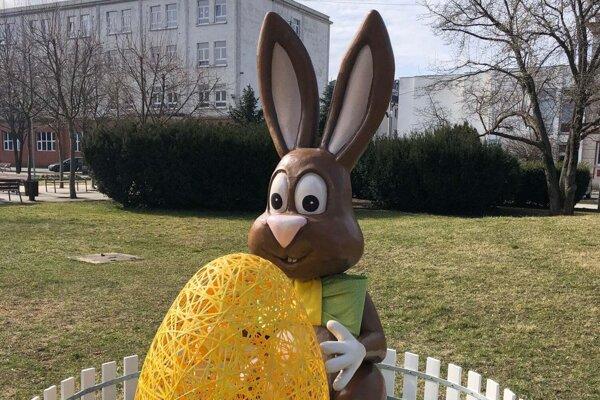 V Partizánskom môžete stretnúť i zajaca.