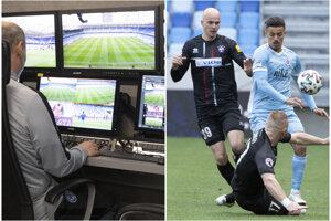 Najdiskutovanejšou témou zápasu Slovan – FC ViOn (4:1) bola premiéra videoasistenta rozhodcu vo Fortuna lige. Samotný duel rozhodli dva góly Mohu (v súboji s Moškom a Čögleyom).