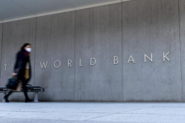 Sídlo Svetovej banky vo Washingtone D. C.