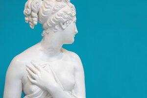 Nahota bola v umení od nepamäti. Budú sa k nemu raz počítať aj nahé selfie fotky?