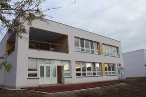 Škôlka na Ulici Mišíka v Prievidzi.