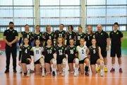 Volejbalistky HIT UCM Trnava sezóna 2020/2021