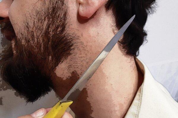 Mať nôž na krku nie je žiadna sranda.