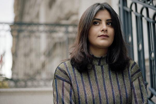 Aktivistka Loujain Alhathloul