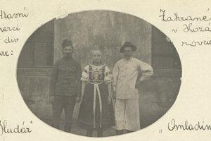 Súbor Omladina vystúpil s prvou hrou v roku 1922.