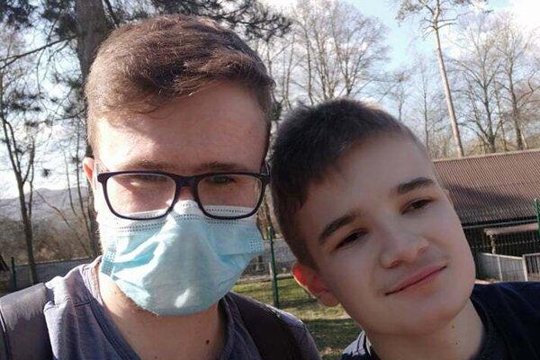 Kristián sa stal pre 14-ročného Filipa profesionálnym kamarátom.