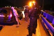 Kriminalisti zadržali muža podozrivého z drogovej trestnej činnosti.