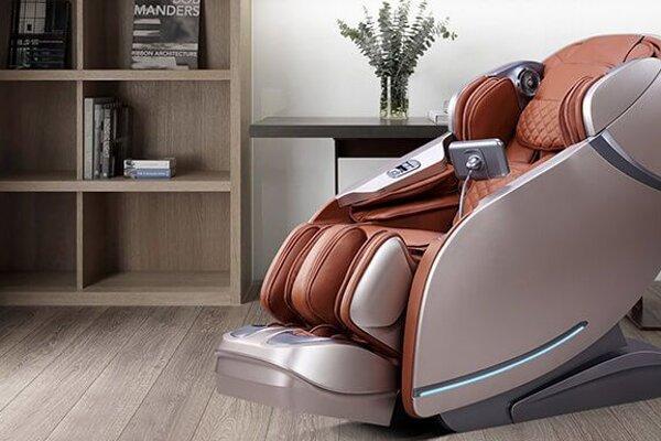Masážne kreslo pre relax v pohodlí domova, novinky 2021 skladom