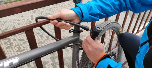 Bicykel treba zamykať vždy a všade.