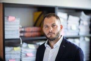 Prokurátor Matej Izakovič, ktorý dohliadal na vyšetrovanie smrti Violy Macákovej.