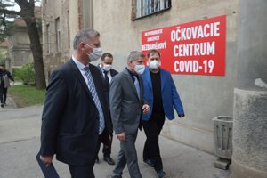 Košická univerzitná nemocnica podľa čerstvého ministra zvládla boj s covidom.