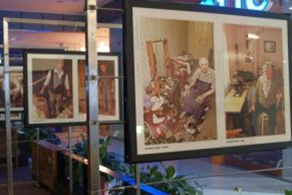 Výstava Kultúra dolnozemských Slovákov v Mlynoch potrvá do 10. februára.