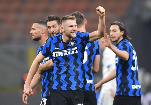 Milan Škriniar, Inter Miláno.