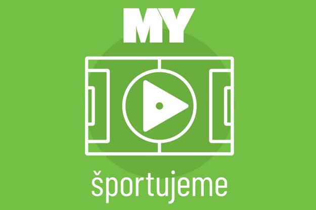 Nový denný športový podcast MY! Klikni a zisti viac!