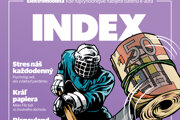 Článok nájdete aj v májovom vydaní mesačníka INDEX. Už v predaji.