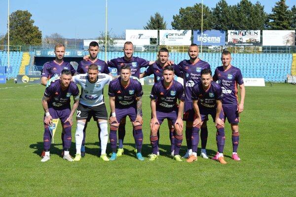 Futbalisti Košíc nestačili na fortunaligistu zo Žiliny.