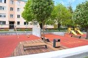 Vynovený Park Za hradbami v Pezinku.