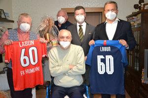 Miroslav Labun sa pred pár dňami dožil okrúhlych 60 rokov.