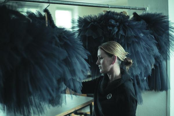 Vedúca kostýmovej výroby Katarína Čanecká