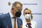 Boris Kollár a Petra Hajšelová.