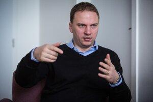 Ekonóm Martin Kahanec