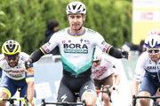 Všetci fanúšikovia na Orave veria, že 16. septembra uvidia vzáverečnej rovinke so zdvihnutými rukami Petra Sagana.