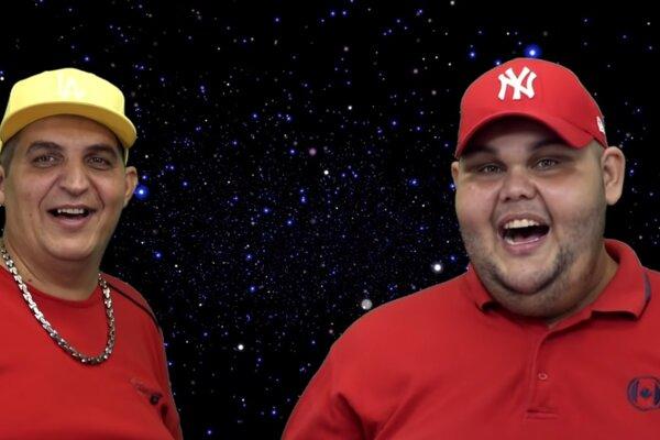 Hit Zatancuj si so mnou má momentálne viac ako 3 milióny videní. Jozef Kuky na fotke vpravo.