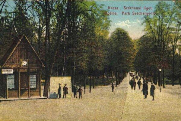 """Mestský park bol jedným z tajných miest, kde sa obchodovalo s """"láskou""""."""