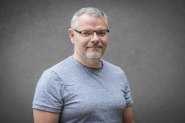 Psychológ Martin Miler.