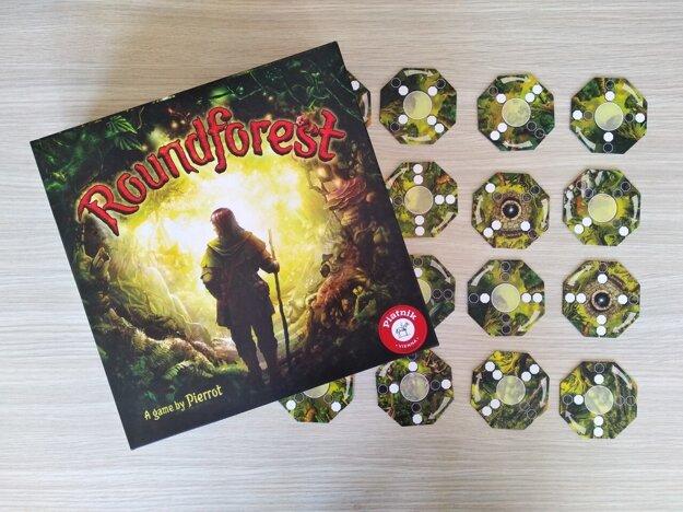 Roundforest.