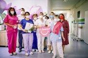 V žiarskej a banskoštiavnickej nemocnici oslavovali sviatok sestier a pôrodných asistentiek.