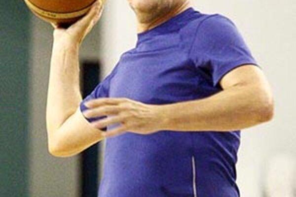 Ľubomír Urban - trénerská stálica v basketbalovej extralige.