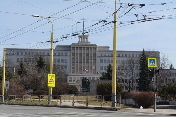 Sídlo Prešovského samosprávneho kraja.