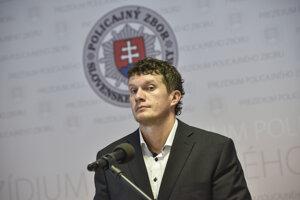 Exšéf NAKA Branislav Zurian.