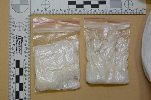 Muža z okresu Martin policajti zadržali za nákup pervitínu.