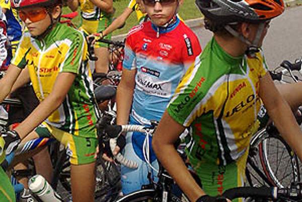 Marek Bugár, cyklista Cyklo klubu Nitra.