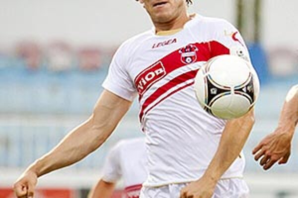 Adam Žilák poistili výhru FC ViOn-u nad Prešovom 2:0.