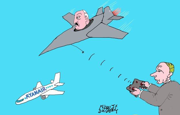 Karikatúra - 25.5.2021.
