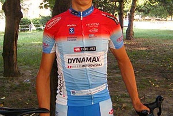 Patrik Spanyo zaznamenal výrazný rast výkonnosti.