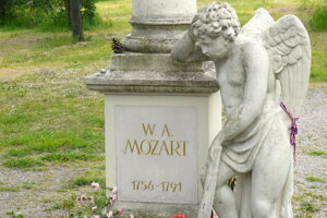 Mozartov hrob