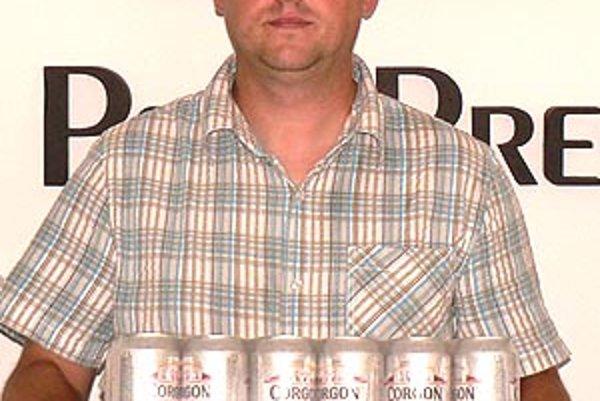 Jedným z víťazov v 14. kole bol Daniel Mako z Čakajoviec.