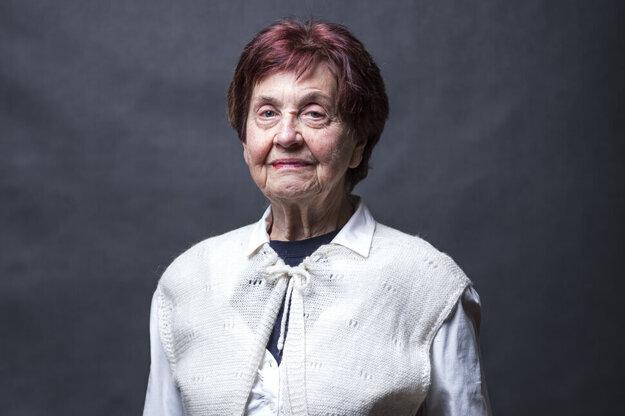 Eva Mosnáková.