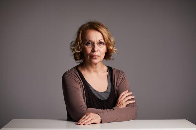 Sociologička Barbora Holubová.